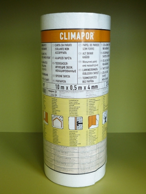 Decosa CLIMAPOR kasírozatlan 3742 Szigetelő tapéta