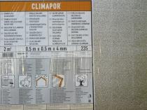 Decosa CLIMAPOR hővisszaverő 235 Szigetelőlap