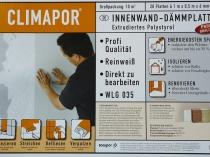 Decosa CLIMAPOR 5790 Szigetelőlap