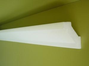 Házékítő HL-102 díszléc rejtett világításhoz