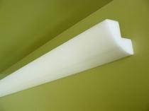 Házékítő HL-103 Díszléc rejtett világításhoz