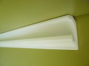 Házékítő HL-104 Díszléc rejtett világításhoz