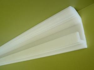 Házékítő HL-105 díszléc rejtett világításhoz
