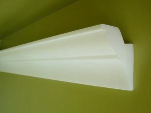 Házékítő HL-106 díszléc rejtett világításhoz
