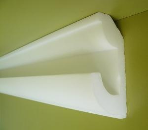 Házékítő HL-109 díszléc rejtett világításhoz