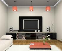 Házékítő HD90 Díszléc sarokba
