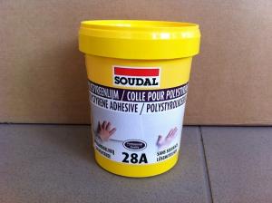 Soudal Polisztirol ragasztó (1 kg)