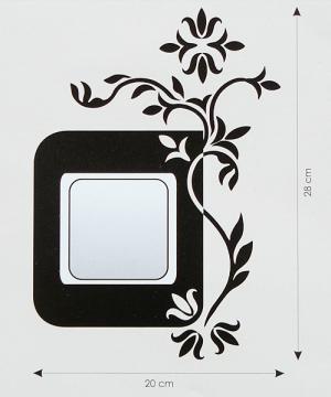 Velvet Concept Inda Villanykapcsoló-dekor